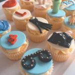 Hens party Sydney menus customised cupcakes