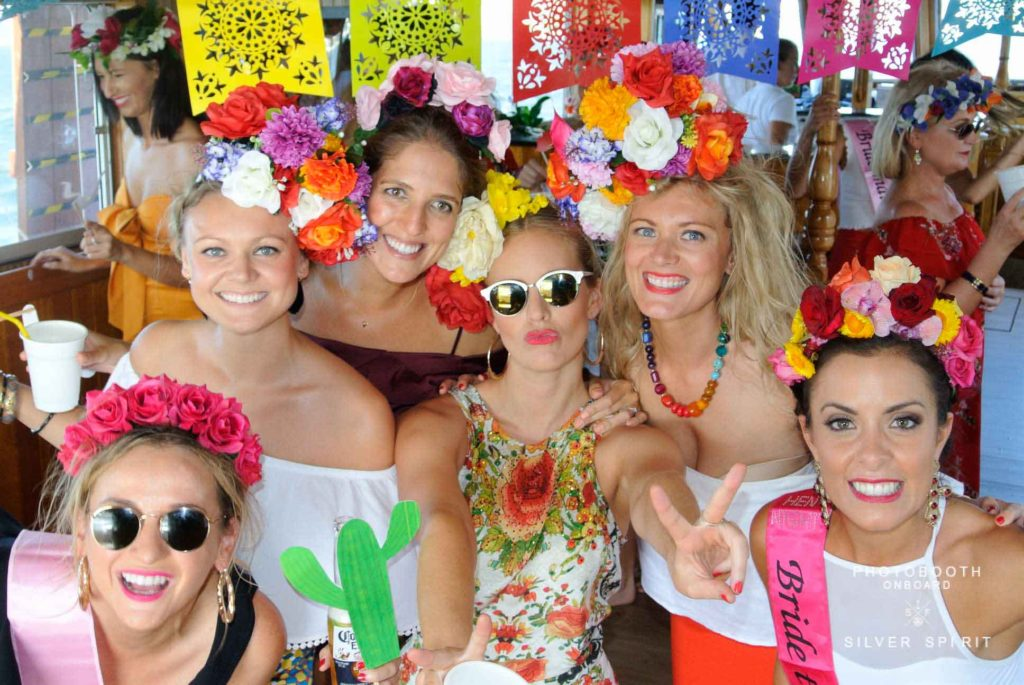 Theme Hens Party Cruises Sydney on Silver Spirit