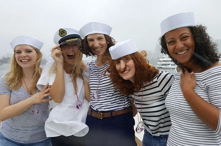 Hens Party Cruises on Silver Spirit Sydney