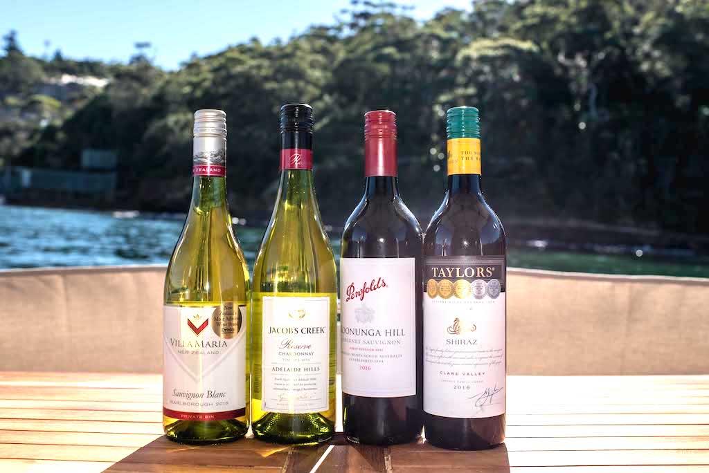 Free Spirit Sydney- wine tasting