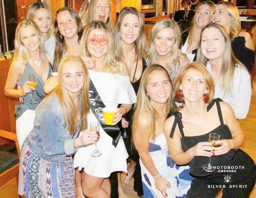 hens party cruise Sydney