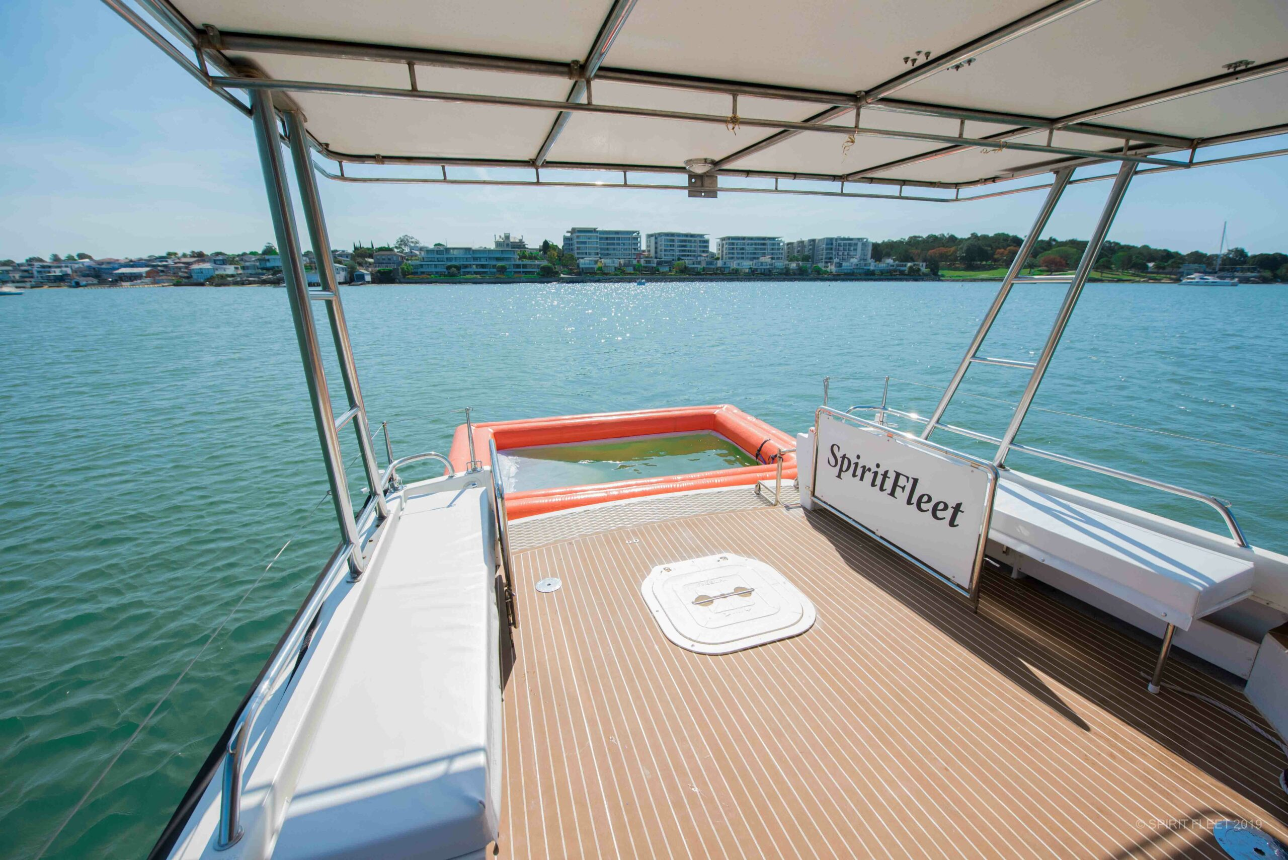 Hens Party cruise boat hire