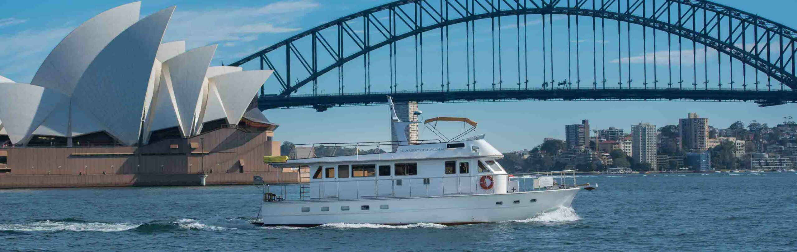 luxury hens party boat