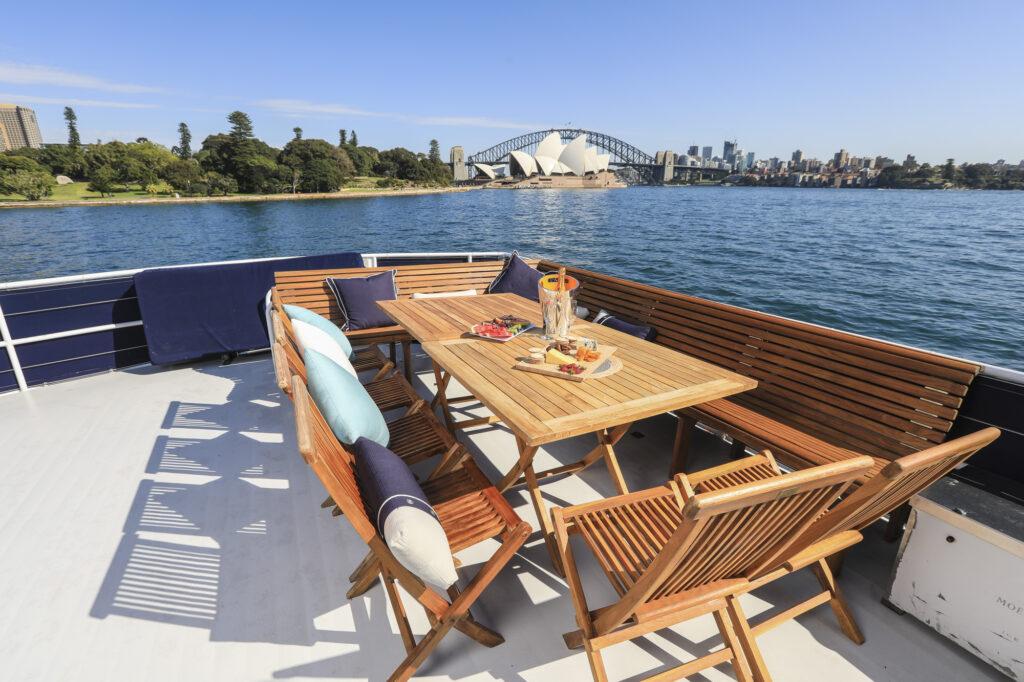 yacht charters sydney