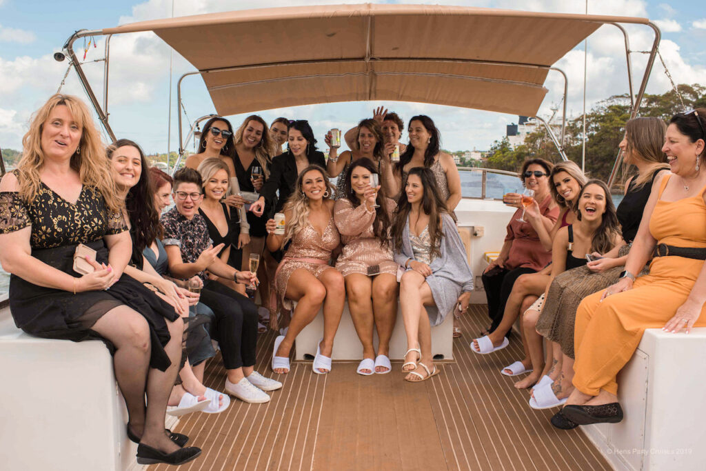 hens night cruise sydney