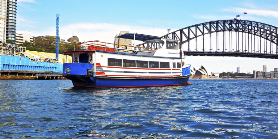 large group boat hire