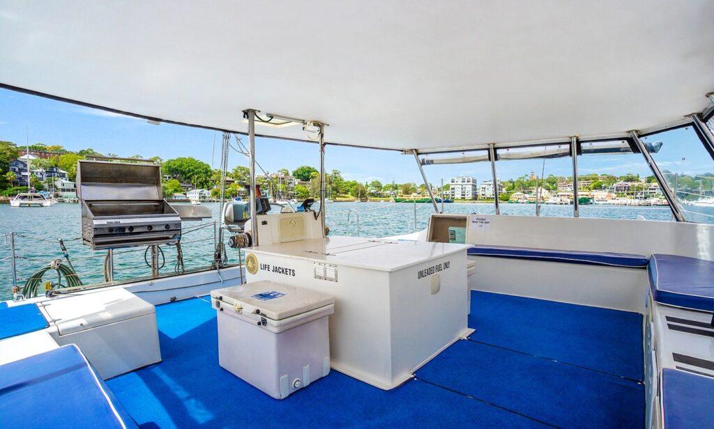 Nevaeh Boat Hire Sydney