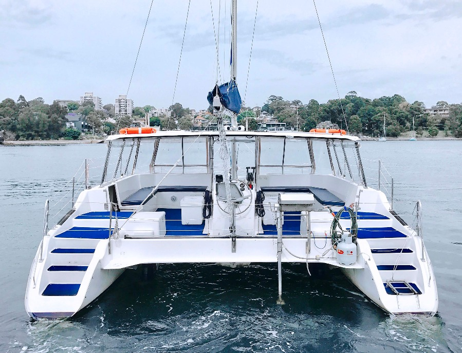 Nevaeh Boat Hire Sydney