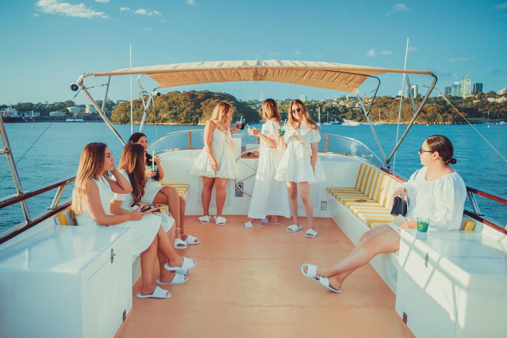 Silver Spirit Boat Hire Sydney