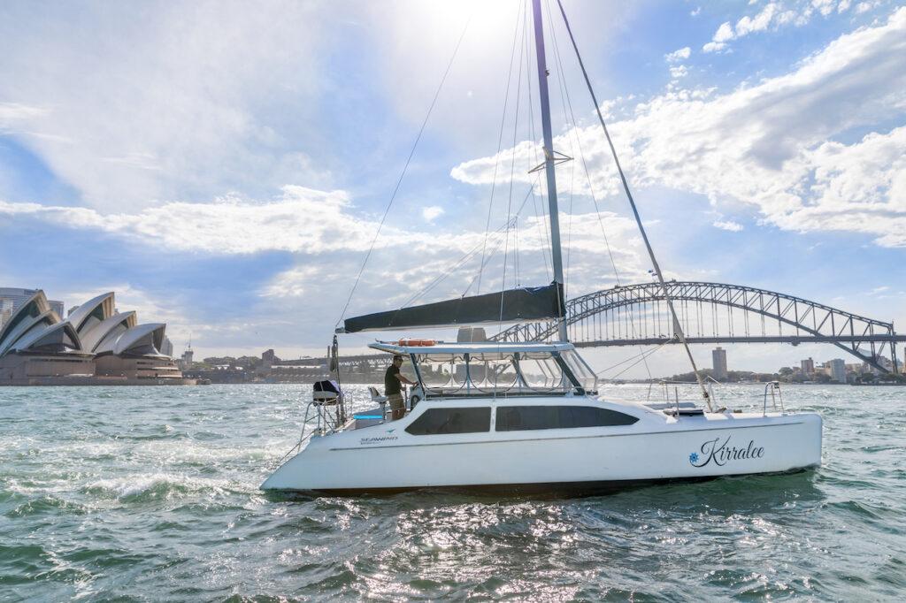 KIRRALEE sydney boat hire