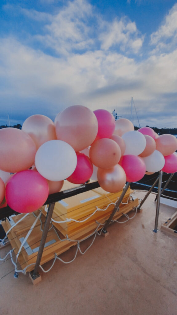 hens party decorations