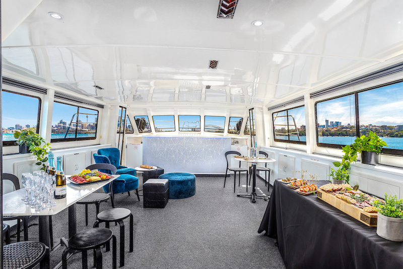 FLEETWING II boat hire sydney