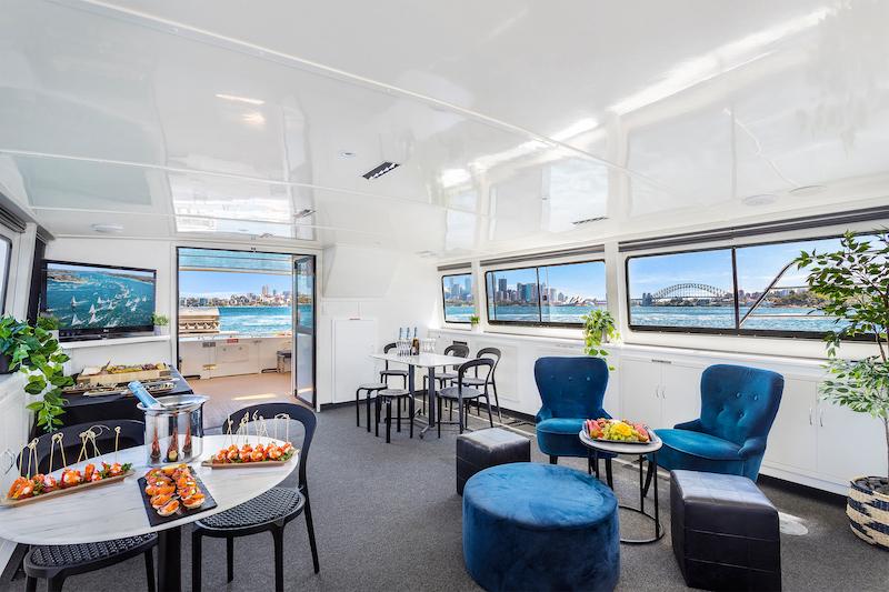 FLEETWING II boat hire sydney 1