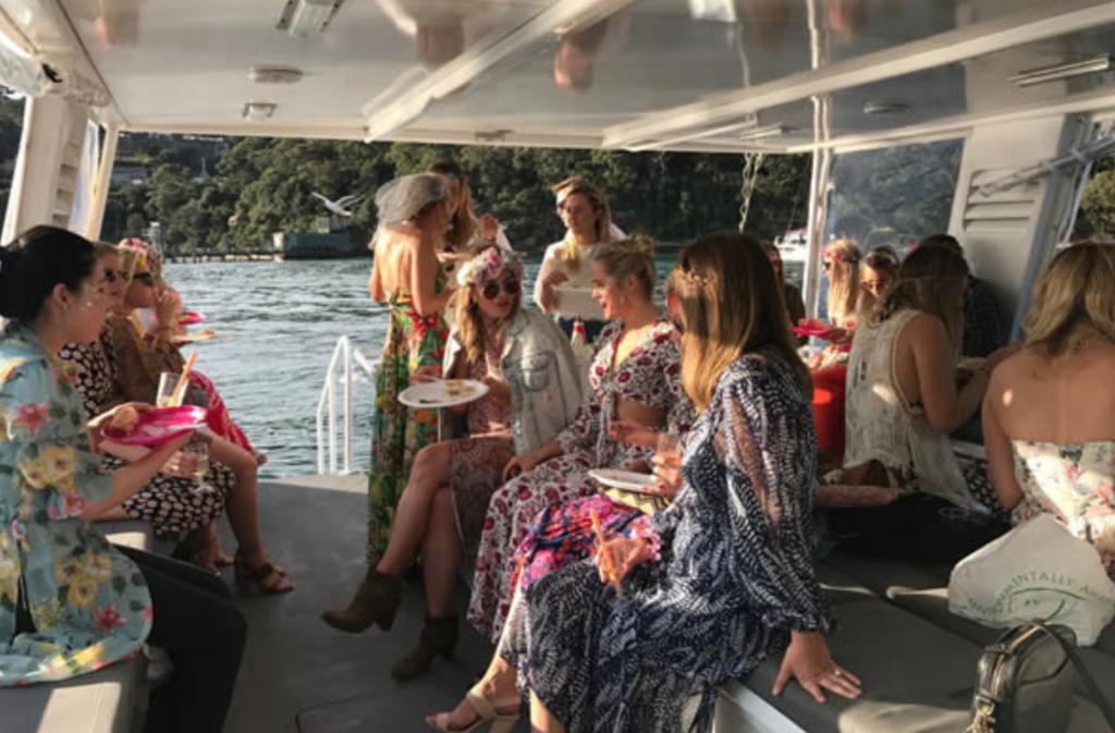Hoochie Mumma Boat Hire Sydney