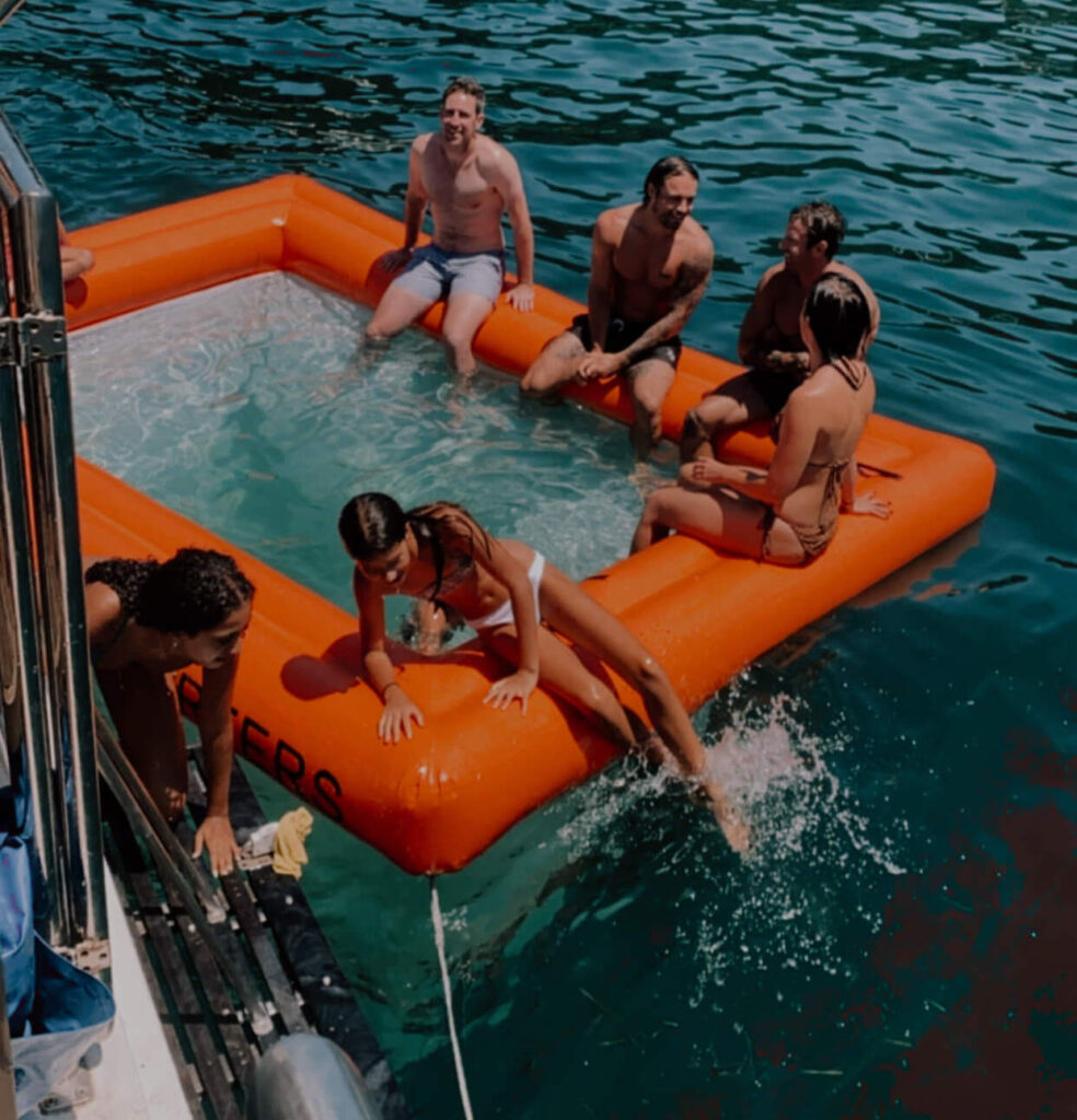 pool party cruise