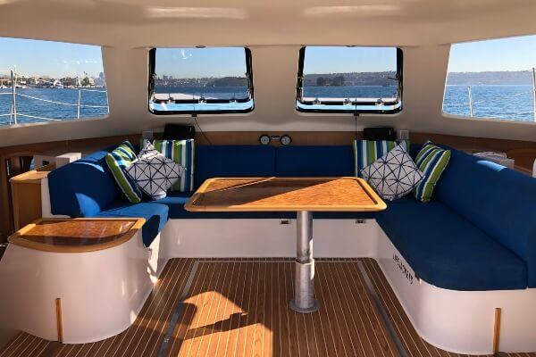 Alila boat hire Sydney