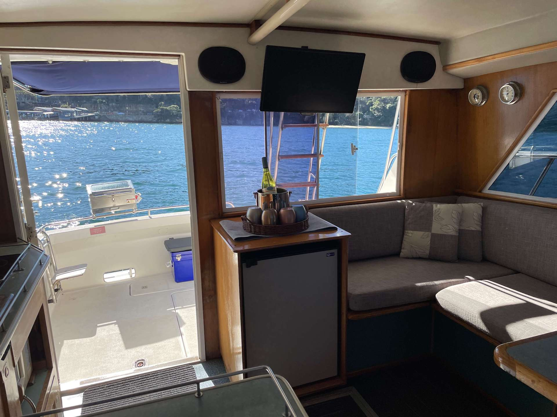 Cavok Small Boat Hire Sydney