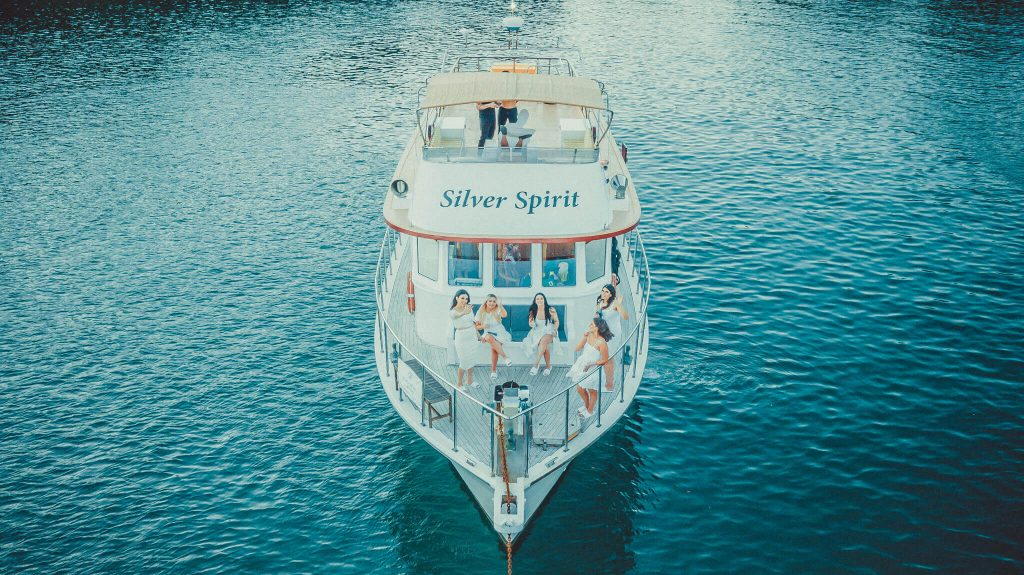 Hens Party Cruise boat Silver Spirit